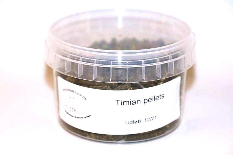 Timian pellets - Foderhulen.dk