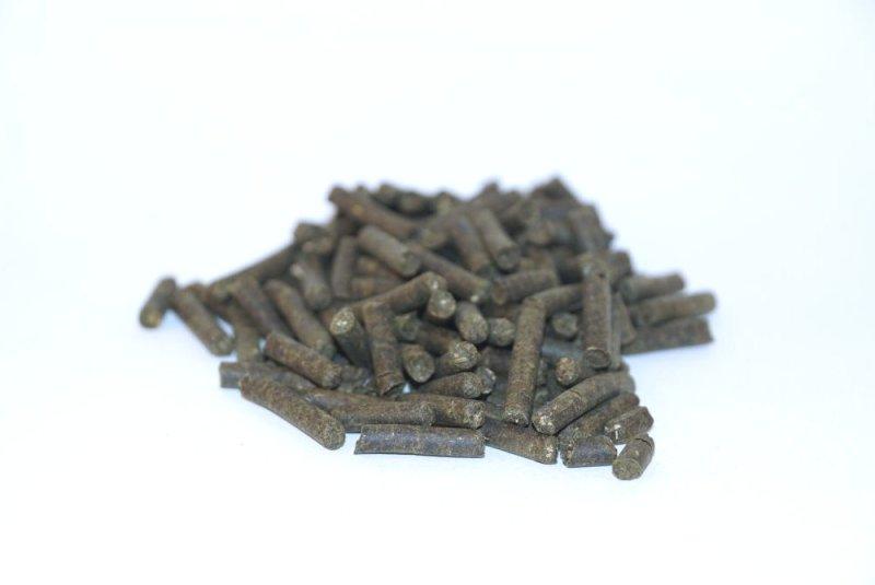 Pebermynte pellets - Foderhulen.dk