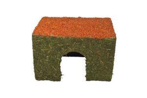 JR Farm høhus med gulerod (small) - Foderhulen.dk