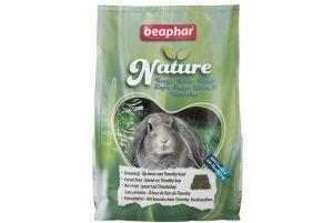 Beaphar Nature Rabbit 3 kg - Foderhulen.dk