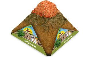 JR Farm Kradsepyramide - Foderhulen.dk