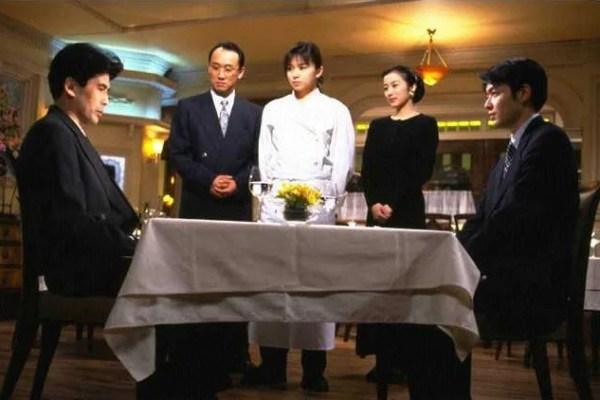 王様のレストラン、11話