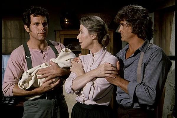 大草原の小さな家 第8シーズン、4話