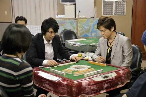 凍牌~裏レート麻雀闘牌録~、5話