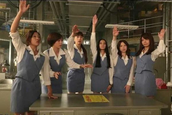 ショムニ2013、8話