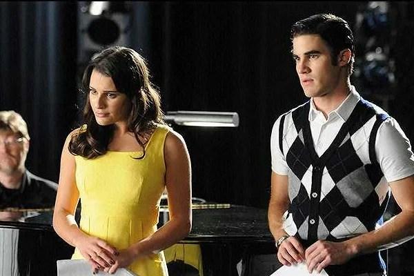Glee シーズン3、9話