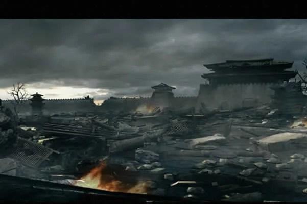 三国志 Three Kingdoms、5話