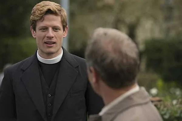 グランチェスター 牧師探偵シドニー・チェンバース、2話