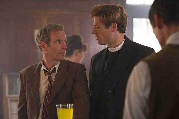 グランチェスター 牧師探偵シドニー・チェンバース、3話