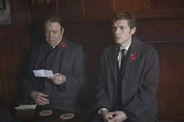 新米刑事モース-オックスフォード事件簿 シーズン2、3話