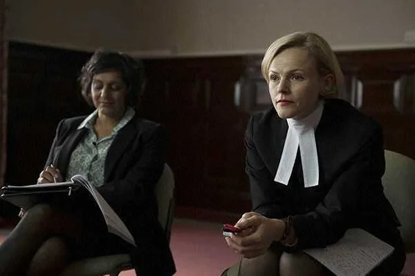 Silk 王室弁護士マーサ・コステロ シーズン3、3話