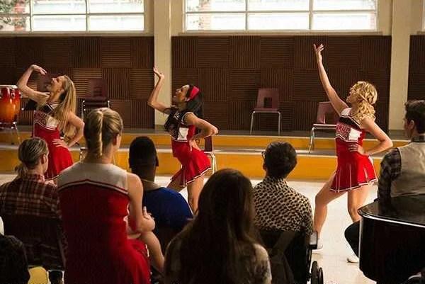 Glee シーズン5、12話