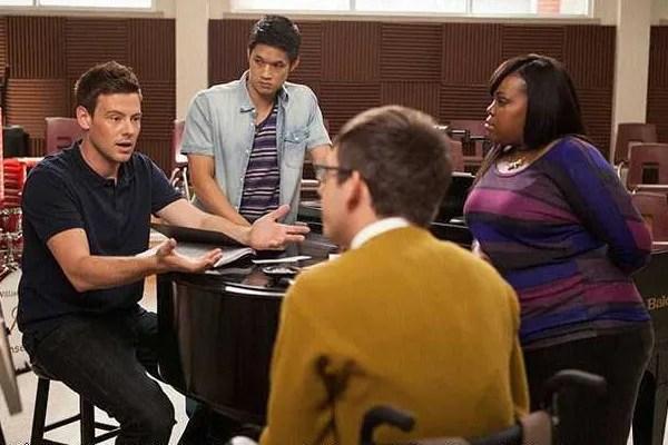 Glee シーズン4、5話