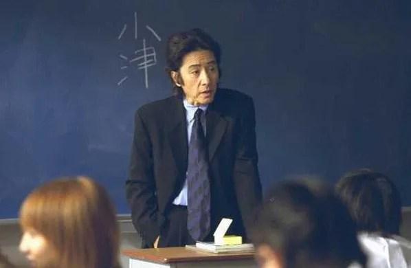 さよなら、小津先生、1話