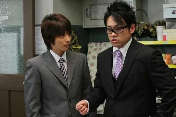 シバトラ~童顔刑事・柴田竹虎~、6話
