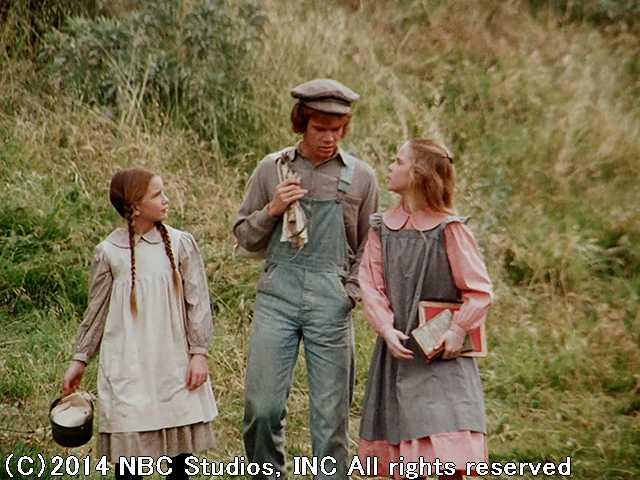 大草原の小さな家 第1シーズン、23話