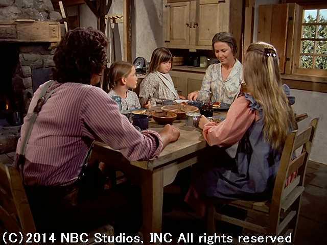大草原の小さな家 第1シーズン、9話