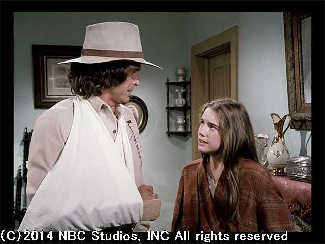 大草原の小さな家 第6シーズン、2話