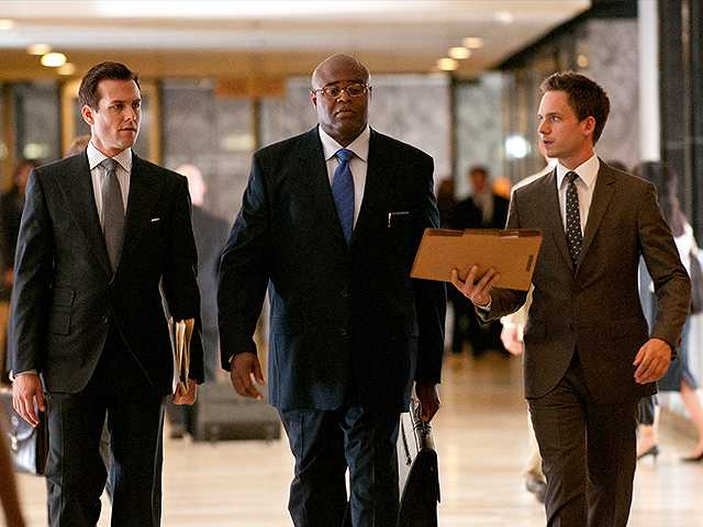 SUITS/スーツ シーズン1、13話