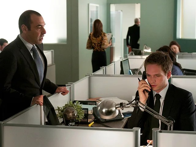 SUITS/スーツ シーズン1、3話