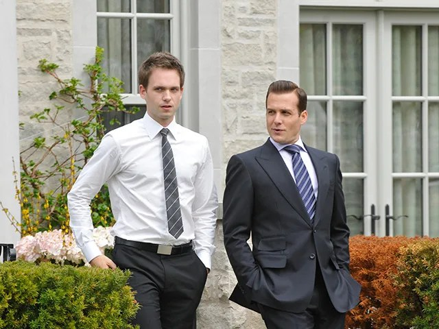 SUITS/スーツ シーズン1、6話