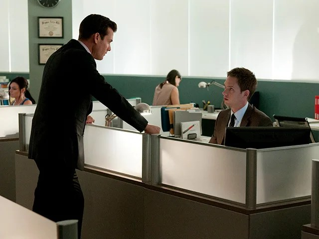 SUITS/スーツ シーズン1、8話