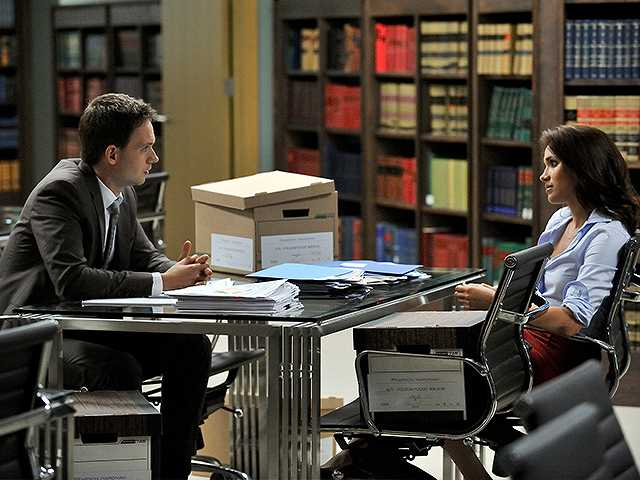 SUITS/スーツ シーズン2、13話