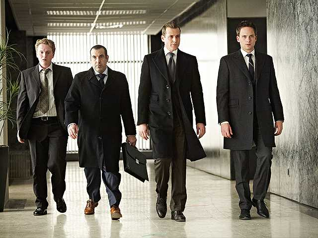 SUITS/スーツ シーズン3、16話