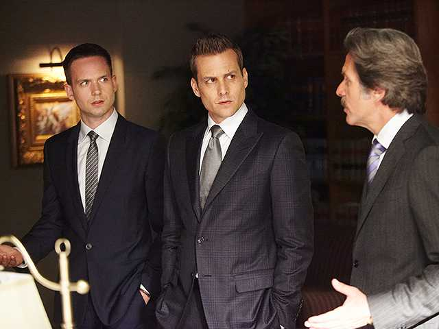 SUITS/スーツ シーズン3、5話