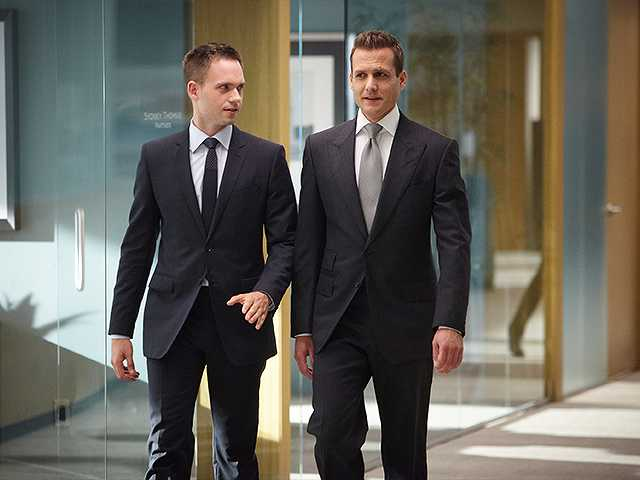 SUITS/スーツ シーズン3、9話