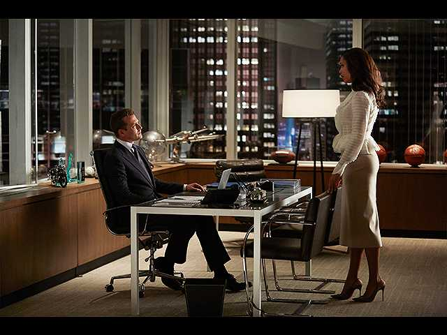 SUITS/スーツ シーズン4、8話