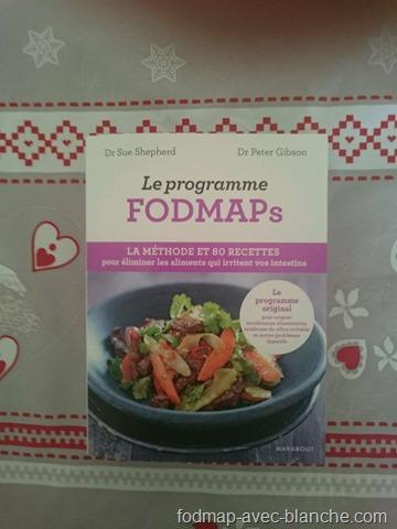 Le programme FODMAPs 1