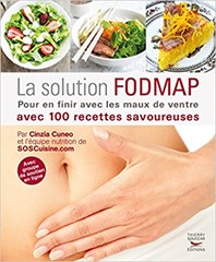 la solution FODMAP SOSCuisine