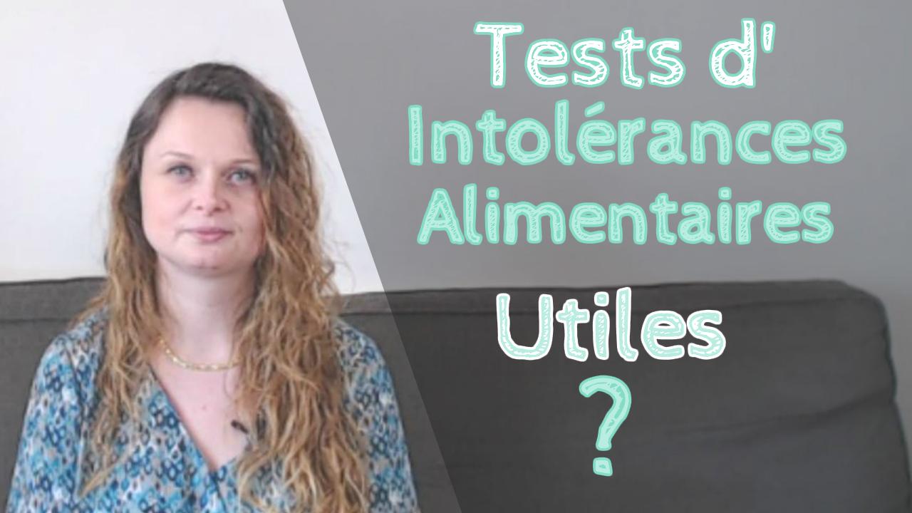 Les tests d'intolérances alimentaires sont-ils utiles ?