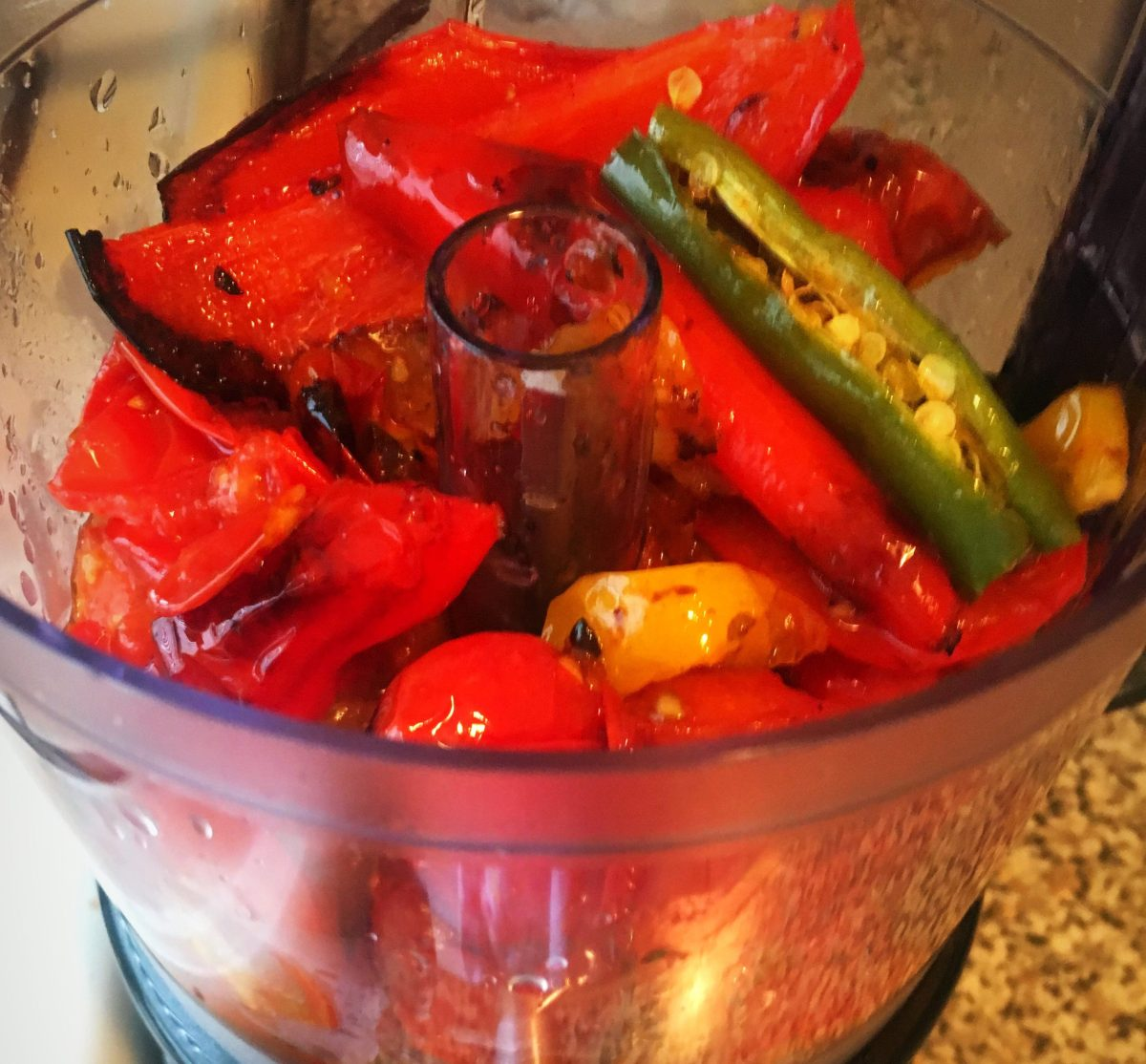 Summer Fun: Travel and Roasting Veggies
