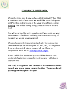 coleford-opportunity-centre