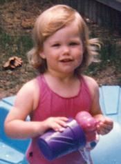 Kristen, July 1985