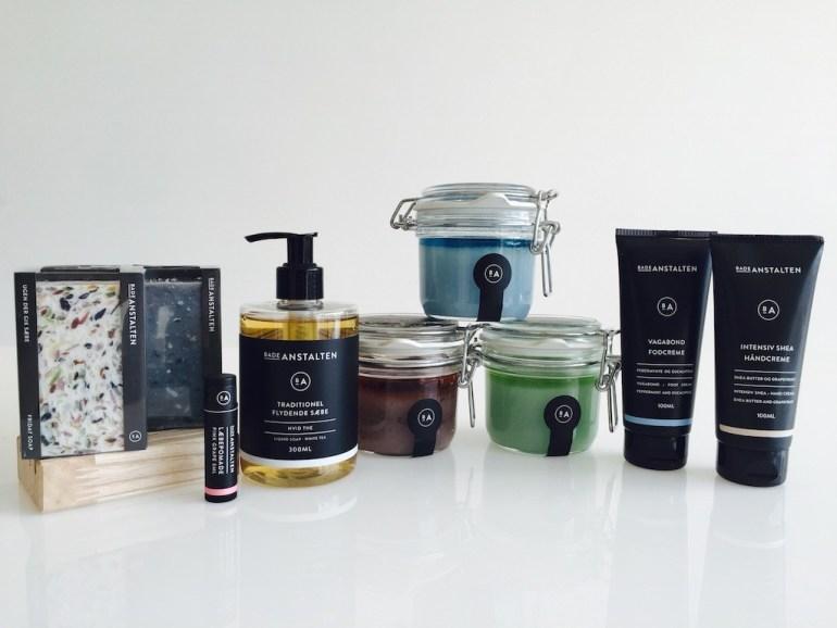 Badeanstalten Produkter