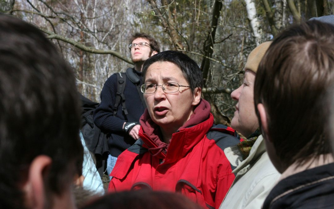 """Russia must stop criminal prosecution of Ecodefense Director Alexandra Korolyova, repeal the """"Foreign Agent"""" law and promote environmental justice!"""