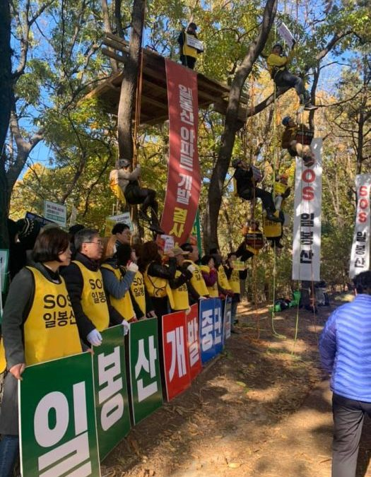 Deadline Looms for Mass Park Closures in South Korea