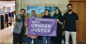 PENGON advocates for Environmental Rights in Gaza during COVID-19