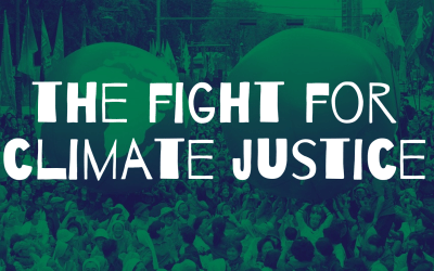 The Fight for Climate Justice