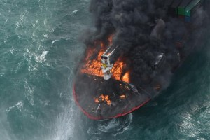 CEJ seek justice for the social and environmental damage caused by MV 'X-PRESS PEARL' Cargo Vessel Fire