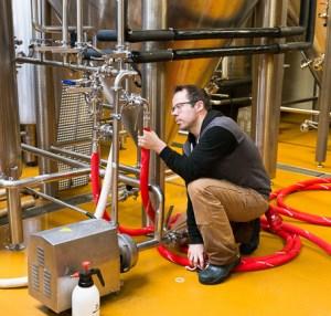 Foebar digital borrel + Meet the brewer
