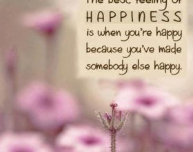 BE HAPPY DAY