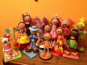 Fofuchas Handmade Dolls Collection