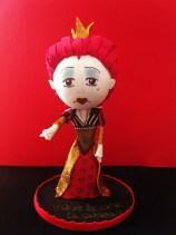 Fofucha Reina de Corazones (Tim Burton)