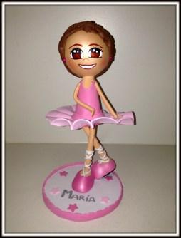 Fofucha Bailarina María