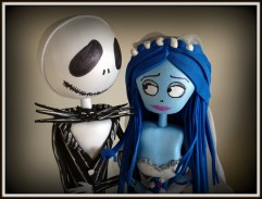 Jack Skeleton y Novia Cadáver 4