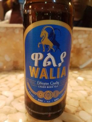 Cerveja da Etiópia